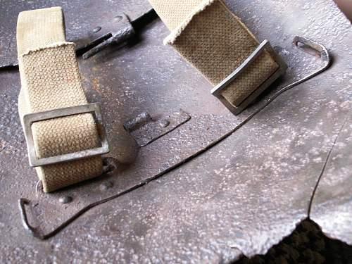Relic Steel Vest. Complete!
