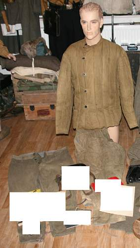 My new project: Building up a Russian WW2 fighter mannequin