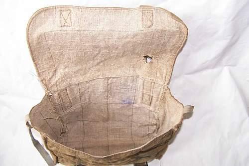 Soviet M 39 bread bag