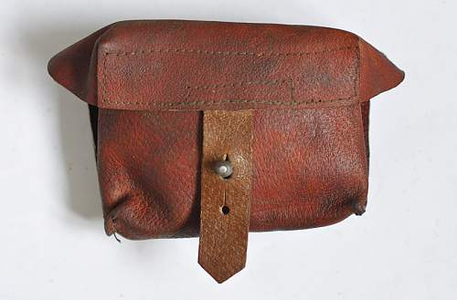 Mosin Nagant ammo pouch ID