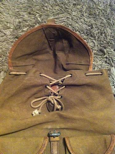 M39  backpack help