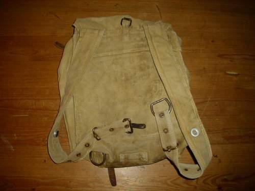 Russian backpack looks like M39 but...HELP Please !
