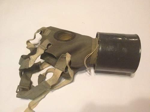 Gas Mask GP-2 Modell 1