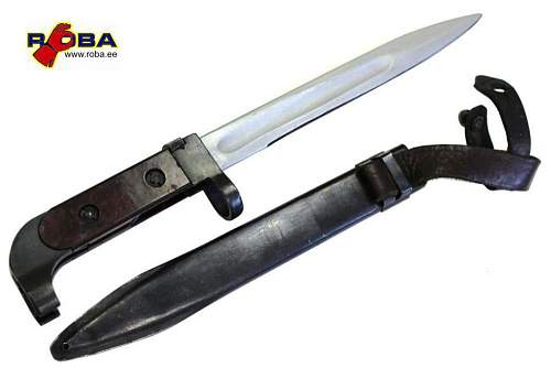 relic bayonet