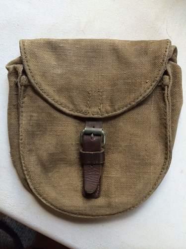 PPSH-41 pouch original or postwar?