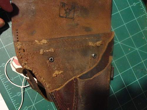 I Believe this to be a WW2 TT 33 Holster