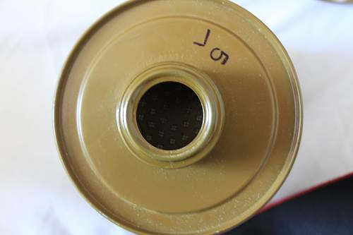 Russian Gas mask filter, is it safe?