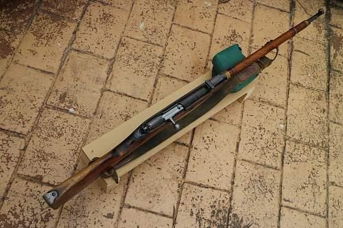 Vintovka-Mosina  M1891/30