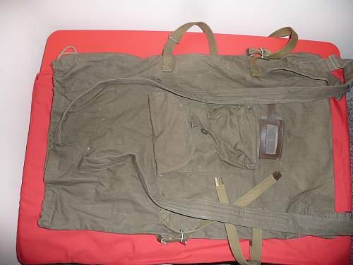 Soviet field gear