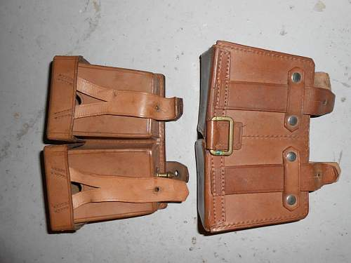 Mossin pouch. Opinion please