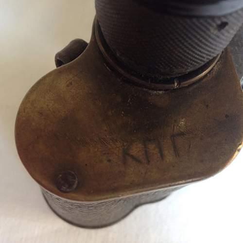 soviet ww2 binoculars?