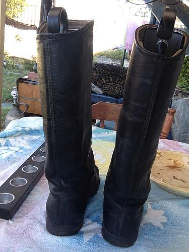 Officer's Boots