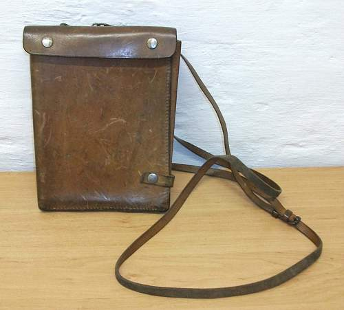 Is This Mapcase Russian WW2 Period