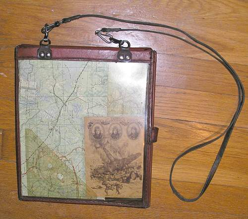Another Russian Map Case