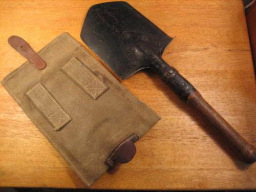 WWII Soviet Shovel?