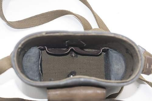 1944 dated binoculars case