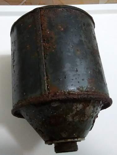 RPG-43 relic