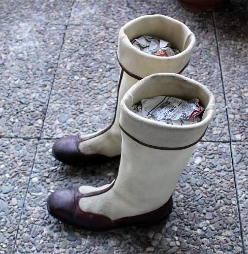 M40 RKKA officer boots
