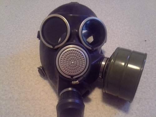 GP-7V gas mask