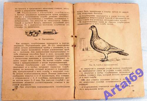 Equipment for transport of birds