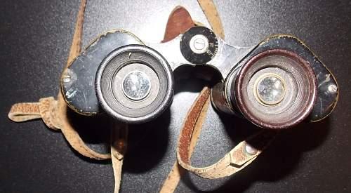 6x30 Fernglas 1945 Manufacturer ???