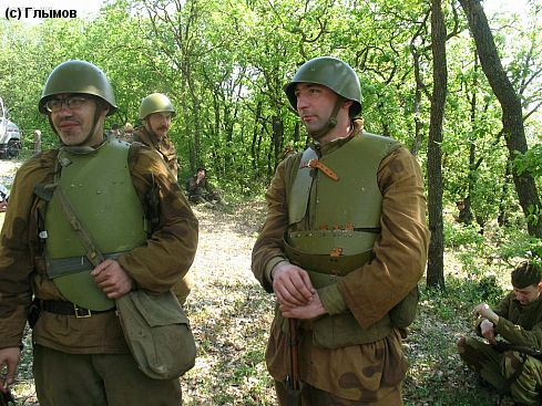 "SN38/39 ""Leningrad pattern"" body armour"