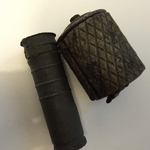 Rgd 33 grenade