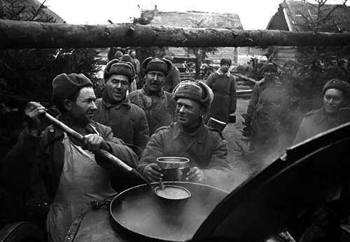"USSR soldier messkits - ""Kotelok"""