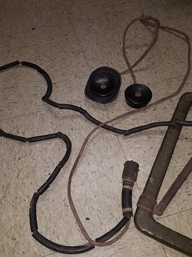Mine Detector: VIM-203 Model 1942