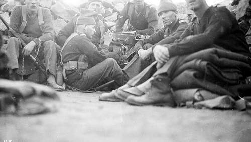 Click image for larger version.  Name:1st Battalion, Northamptonshire Regiment Guard Post on Operations, India 1932-1938.jpg Views:24 Size:46.8 KB ID:1027388