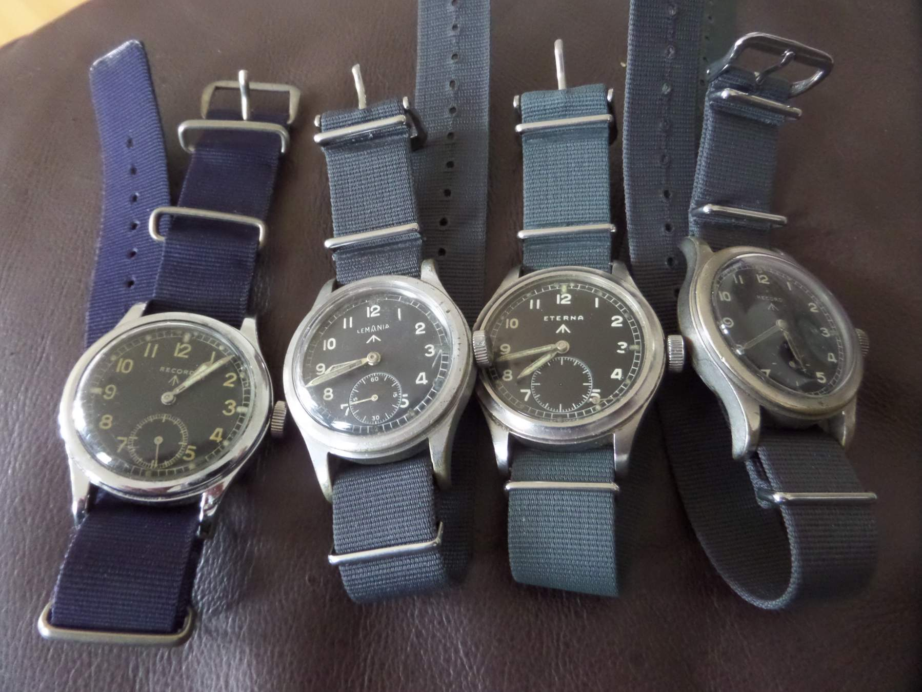 British Army and RAF watches | Sõja ajaloo portaal  Militaria ee