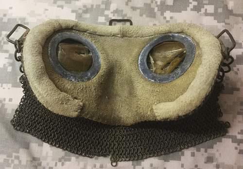 Tank Crew Face Mask