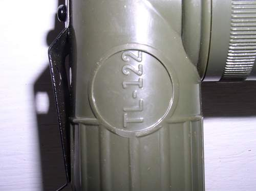 Is this Tl-122Flashlight real?