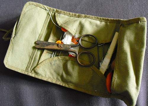 US field sewing kit?