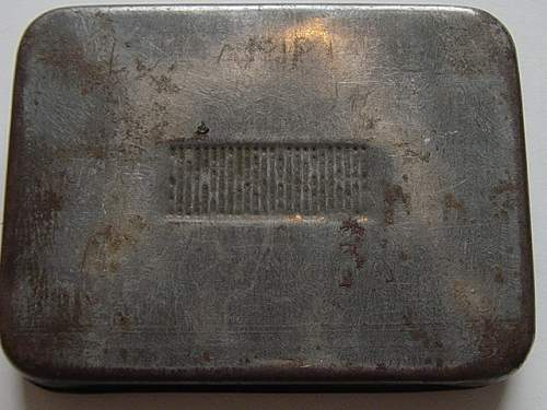 British Emergency Ration tin R&Co 9/44