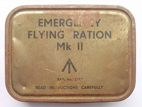 Click image for larger version.  Name:RAF Emergency Flying Ration tins 004.jpg Views:1015 Size:212.6 KB ID:108928
