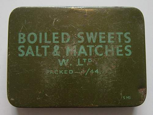 Click image for larger version.  Name:Boiled sweets, salt and matches tin..jpg Views:1034 Size:147.6 KB ID:108944