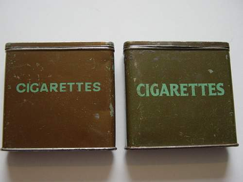 Click image for larger version.  Name:Small cigarette tins..jpg Views:664 Size:142.6 KB ID:108976