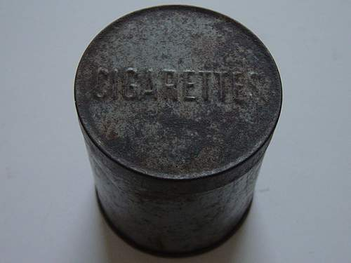 Click image for larger version.  Name:Cigarette tin for 50 cigarettes..jpg Views:1702 Size:155.6 KB ID:108977