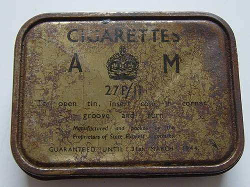 Click image for larger version.  Name:Air Ministry Cigarette tin..jpg Views:1667 Size:151.0 KB ID:108980