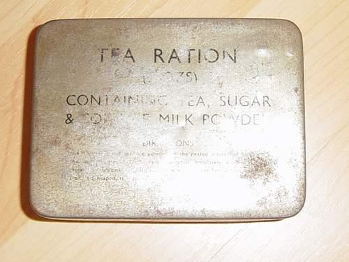 Click image for larger version.  Name:Tea ration tin.jpg Views:833 Size:143.5 KB ID:108989
