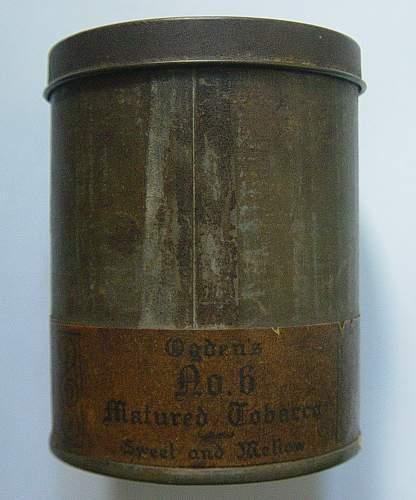 Click image for larger version.  Name:Ogdens Tobacco tin 001.jpg Views:444 Size:165.9 KB ID:109136