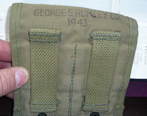 British Diggers & US Mag pouch?