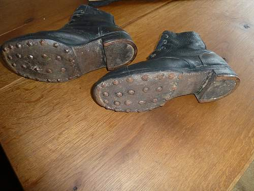 British Boots , ww2  ?