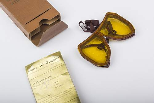 Info on goggles?????