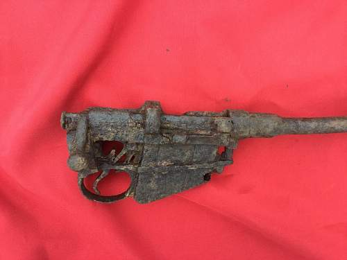 Relic Lee Enfield - Bringing into Australia (Heads up fellow Aussie members).