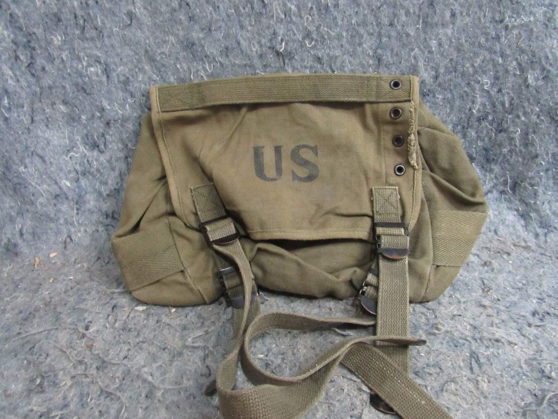 Need help! WW2 US Army Bag