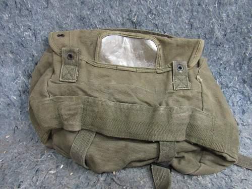 WW2 US Army Bag
