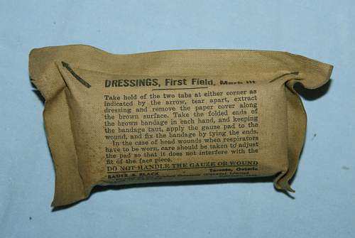 Shell Dressings of the British Empire