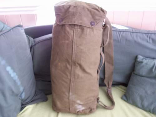 Ww2 us bag